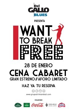 I Want to Break Free en Murcia