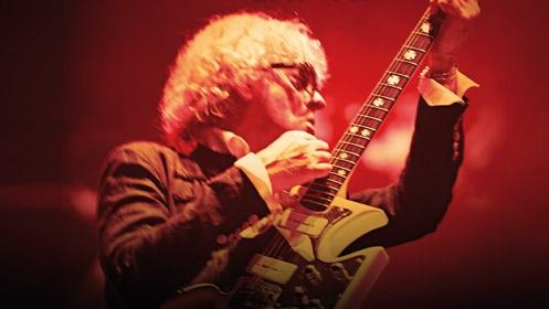 Ian Hunter & the Rant Band en Murcia