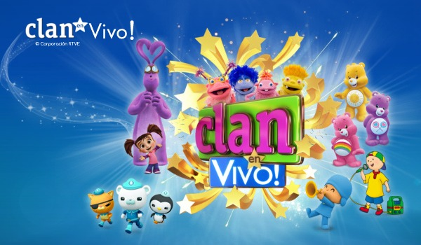 Clan en Vivo en Cartagena