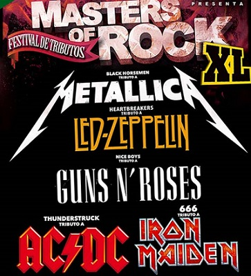 Masters of Rock XL en Murcia