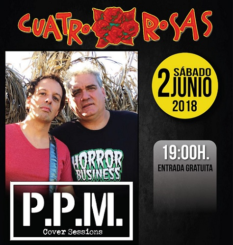 P.P.M. Cover Sessions en Torre-Pacheco