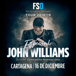 FSO Tour 2018: Especial John Williams en Cartagena