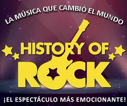History of Rock en Cartagena