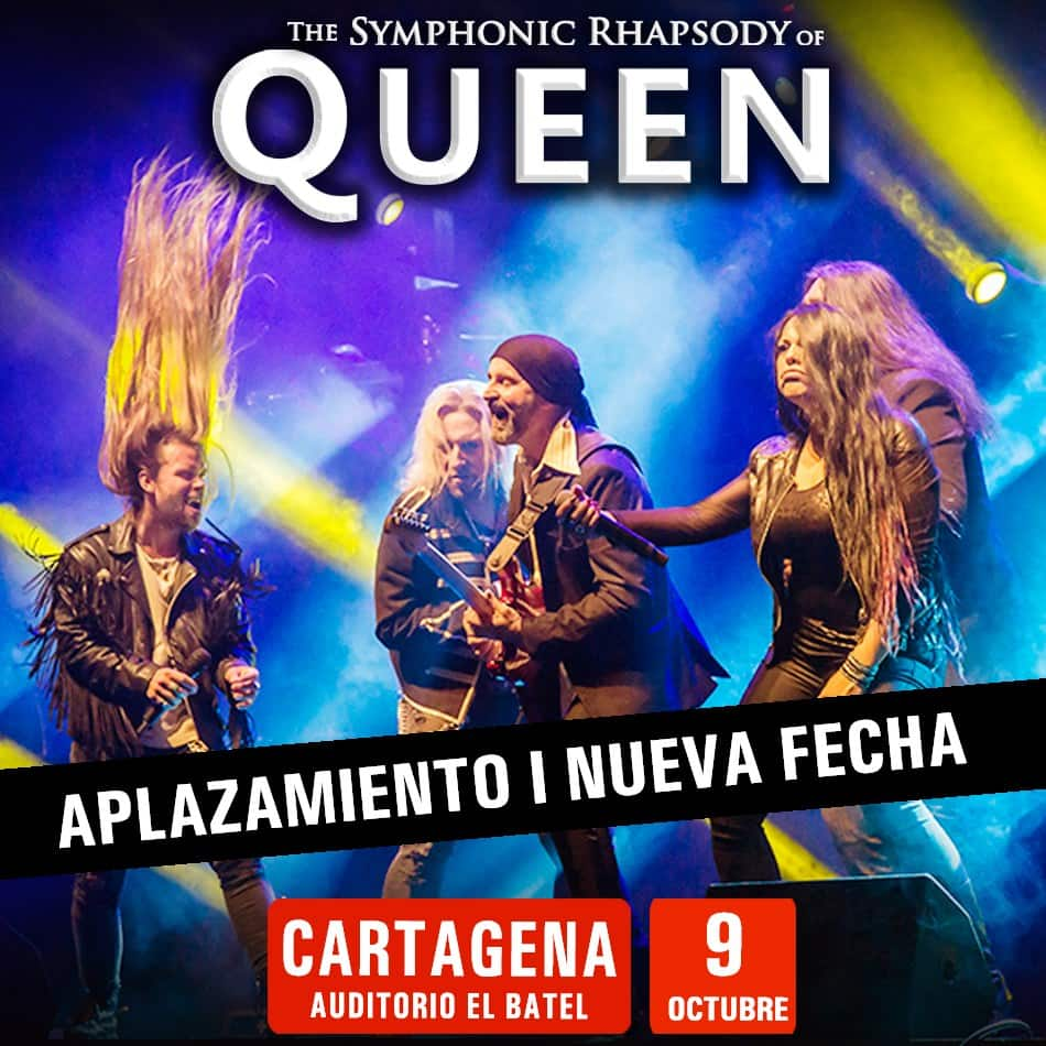 El espectáculo 'Rhapsody of Queen' en El Batel en Cartagena